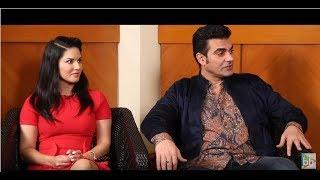 """Sunny Leone Is Warmhearted & DOWN To Earth"": Arbaaz Khan | Tera Intezaar"