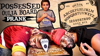 POSSESSED OUIJA BOARD PRANK GONE WRONG