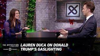 Lauren Duca on Donald Trump