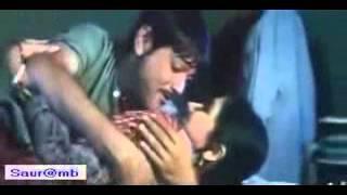 Sexy Desi Actress Rachana Banerjee hot navel kiss and seducing