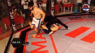 IFC 2 Shahin Najafi VS Parviz Ahmadi  Teharn Event  Iran Fighting Championship