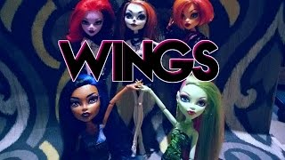 Monster High Music Video Wings by Little Mix