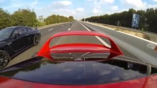 Corrida Ilegal: Supra x GTR R35 x Yamaha R1