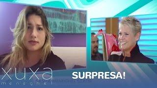 Surpresa! Sasha faz linda declaração no aniversário da Xuxa