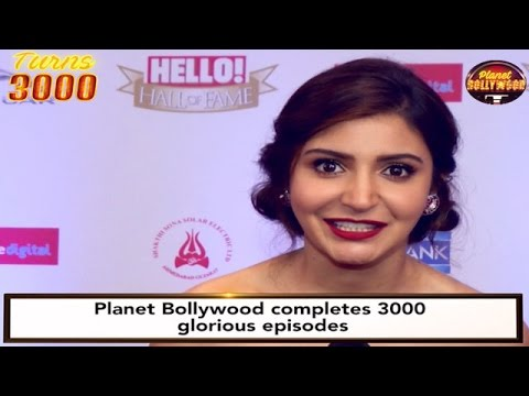 Planet Bollywood Completes 3000 Episodes | Exclusive