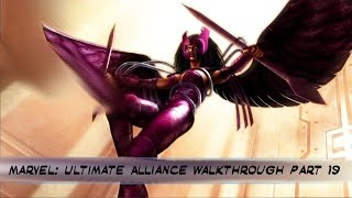 Marvel: Ultimate Alliance PS4 Walkthrough Part  19