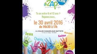 ZAP KIDS DU 30 04 16