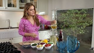 Ariana's Persian Kitchen -  Persian Pimms/آشپزخانه ایرانی آریانا – شربت پیمز