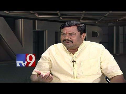 Murali Krishna Encounter with BJP MLA Raja Singh TV9