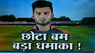 IPL 2017, DD vs KKR: Rishabh Pant hits Umesh Yadav for 26 in an over | Cricket Ki Baat