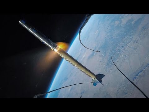 GoPro Awards On a Rocket Launch to Space
