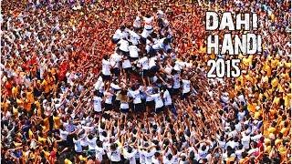 Dahi Handi 2015-16