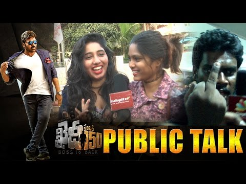 Khaidi No 150 Public Talk  