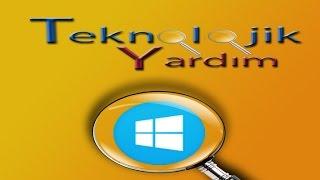 Windows disk okuma hatası. Chkdsk komutu ile disk okuma hatalarını düzeltme.