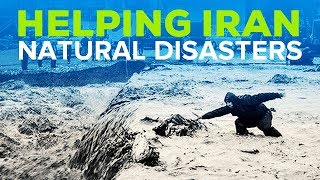 Helping Iran - Natural Disaster Relief