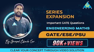 Series Expansion | Engineering Mathematics