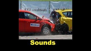 Car Crash Sound Effects All Sounds