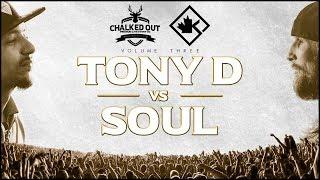 KOTD x CO - Tony D vs Soul | #COVol3