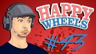 Happy Wheels - Part 43 | ALL BOSS
