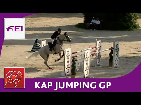 Re-Live - Jumping - Budapest - KAP Jumping Grand Prix