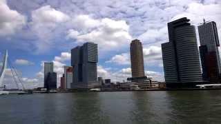 HD - Spido Rondvaart/Harbour Tour - Rotterdam