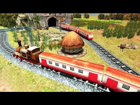 Real Indian Train Sim 2018-best android games-train games-new update android