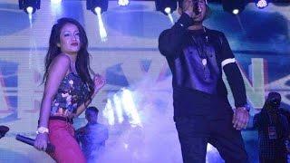 Yo Yo honey Singh with Neha Kakkar Live   Mumbai  2016 Latest