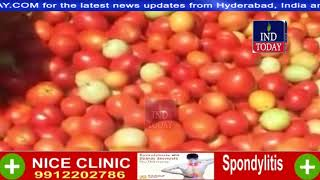 Farmers Take A Hit As Tomato Crashes to Rs 5, Dump Tomatoes On Roads