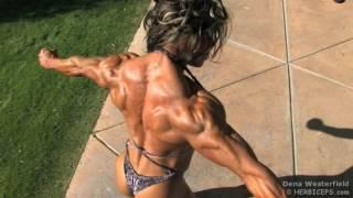 Dena Westerfield 10Phoenix PosingSuit Crazy Cuts Back HD
