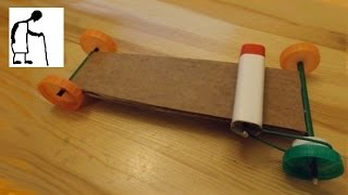 Let's make a Simple Electric Car - based on cheap vibrating electric toothbrush