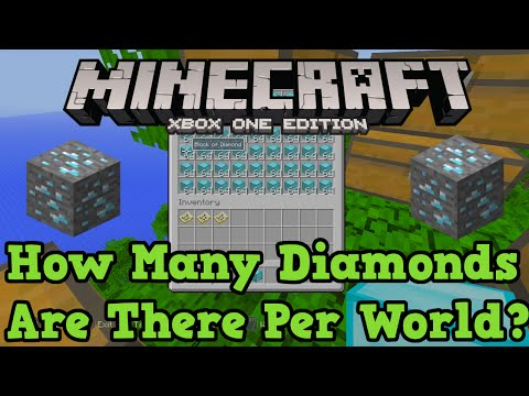 Xxx Mp4 Minecraft Xbox One PS4 How Many Diamonds Are In A World 3gp Sex