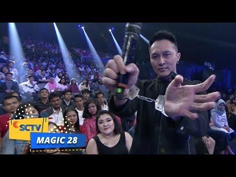 Aksi Demian Aditya Buat Satu Panggung Deg-Degan   Magic 28