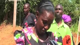 Borithi guikia ngono muhunjia umwe agikuirwo kuhahama kimwiri kamwana Kigumo