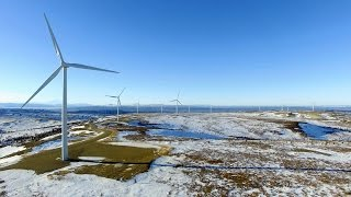 Wind Turbines Help Power Alaska Through Harsh Winters