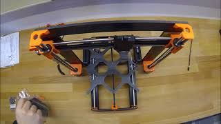 Building Prusa I3 MK3 3D Printer time lapse