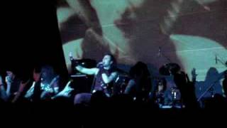 Moonspell - Scorpion Flower @ Zagreb