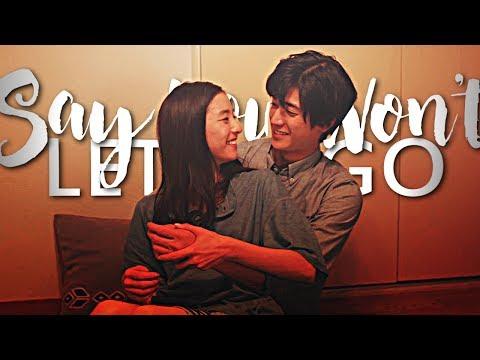 Hayama + Uemura | Say you won't let go