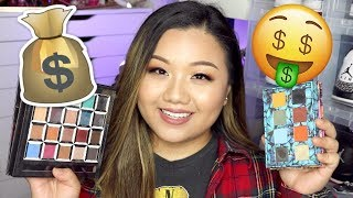 These Eyeshadow Palettes are UNDER $10 ! | MEI