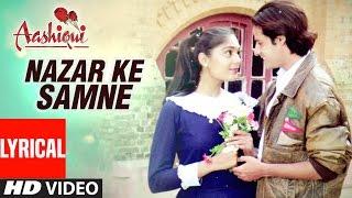 Nazar Ke Samne Lyrical Video || Aashiqui || Kumar Sanu, Anuradha Paudwal