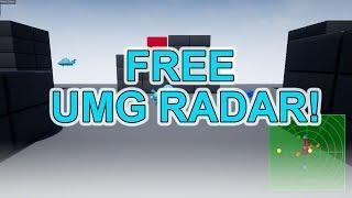 FREE UMG Radar for the community!