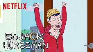 BoJack Horseman | Season 4 Clip: Courtney Portnoy | Netflix