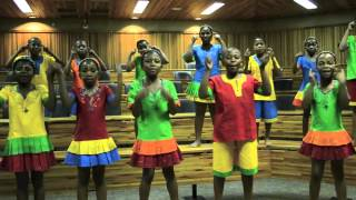 Mzansi Children's Choir - Ipi N'tombi