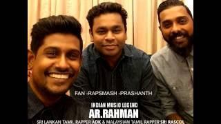 AYM - Showkali Rap song - prashanth