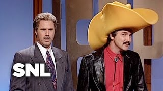 Celebrity Jeopardy!: French Stewart, Burt Reynolds, & Sean Connery - SNL