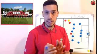 المغرب ضد إيران/ تحليل قبل المبارة و ما هو السيناريو المرتقب و توقعي للقاء
