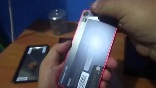 Lenovo Vibe Shot Unboxing (Indonesian Version)