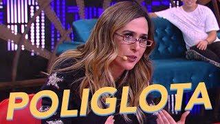 Entrevista Com Especialista - Poliglota - Tatá Werneck - Lady Night - Humor Multishow