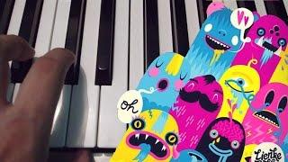 Hello / OMFG / Piano Tutorial / Cover / Notas Musicales
