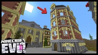 THE EMPIRE IS BACK! - Minecraft Evo #44