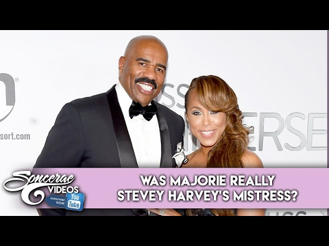 Is Marjorie Really Steve Harvey's Mistress? | Tony Rock #SonceraeVideos